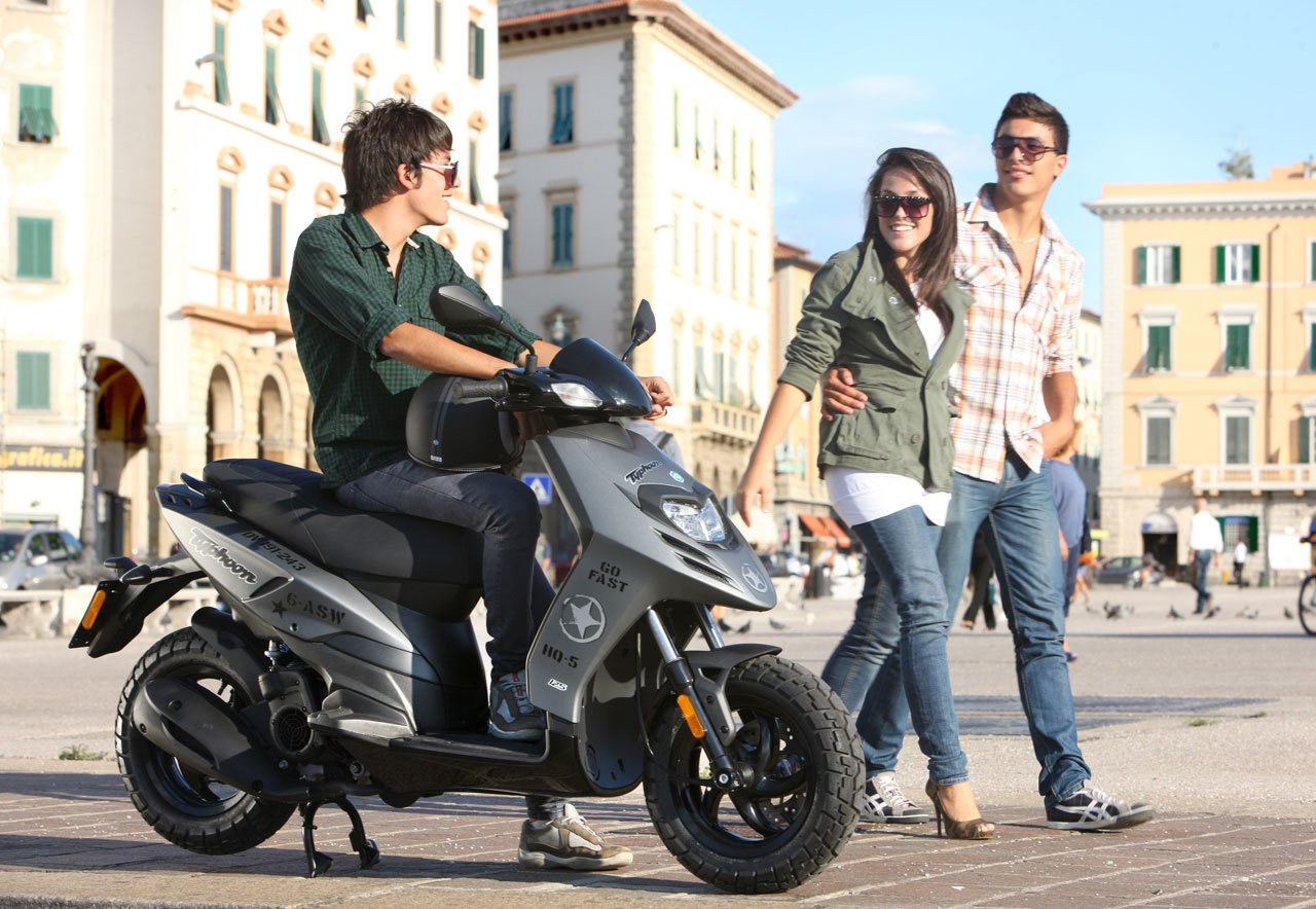 piaggio typhoon 2011 50cc – scooterfun rentals – your scooter