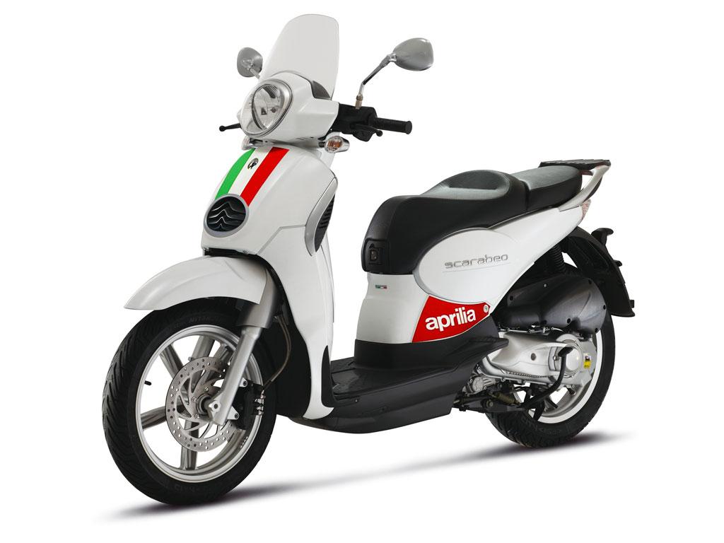 Aprilia Scarabeo Cc Scooter